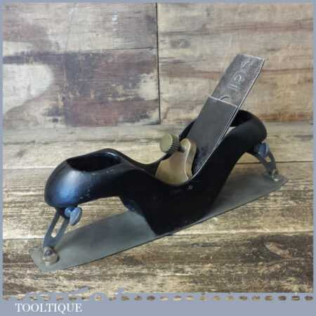 Vintage Circular Compass Plane - Fully Refurbished Ready For Use