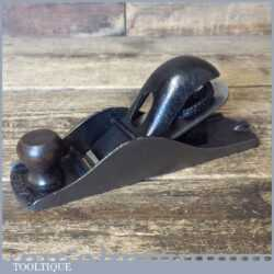 Vintage Stanley England No: 110 Block Plane - Fully Refurbished Ready To Use