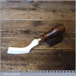 Vintage New Old Stock Geo Barnsley Shoemakers Leatherworking Clickers Knife