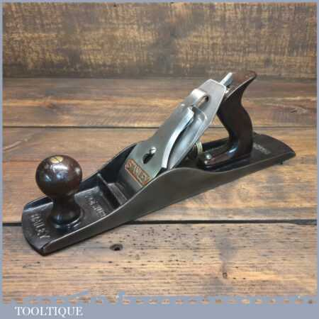 Vintage Pre War Stanley USA No: 5 ½ Fore Plane - Fully Refurbished Ready To Use