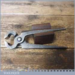 """Vintage 6"""" Upholstery Pincers - Good Condition"""