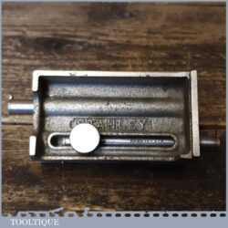 Vintage Stanley USA No: 95 Butt Gauge - Good Condition Ready For Use