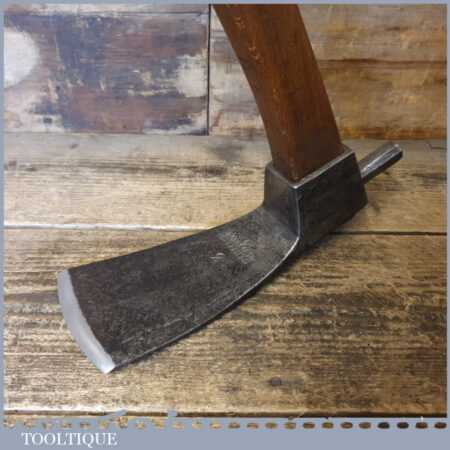 Vintage Robert Sorby Carpenter's Adze - Sharpened Ready For Use