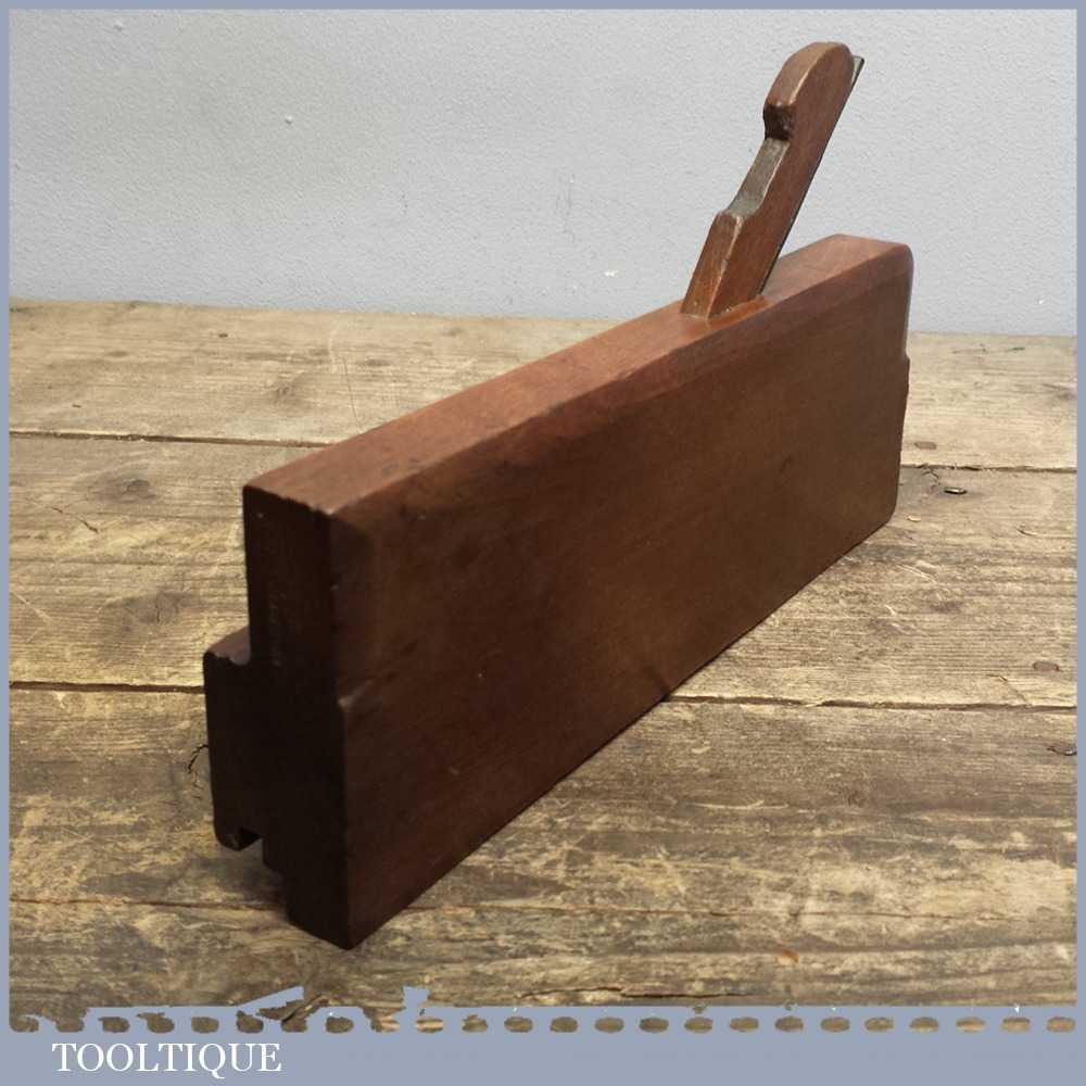 Vintage 19th Century Buck Tottenham London Moulding Plane