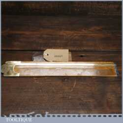 Vintage R Routledge Engineer's Boxwood Brass Slide Rule 1850-1862 - Good Condition
