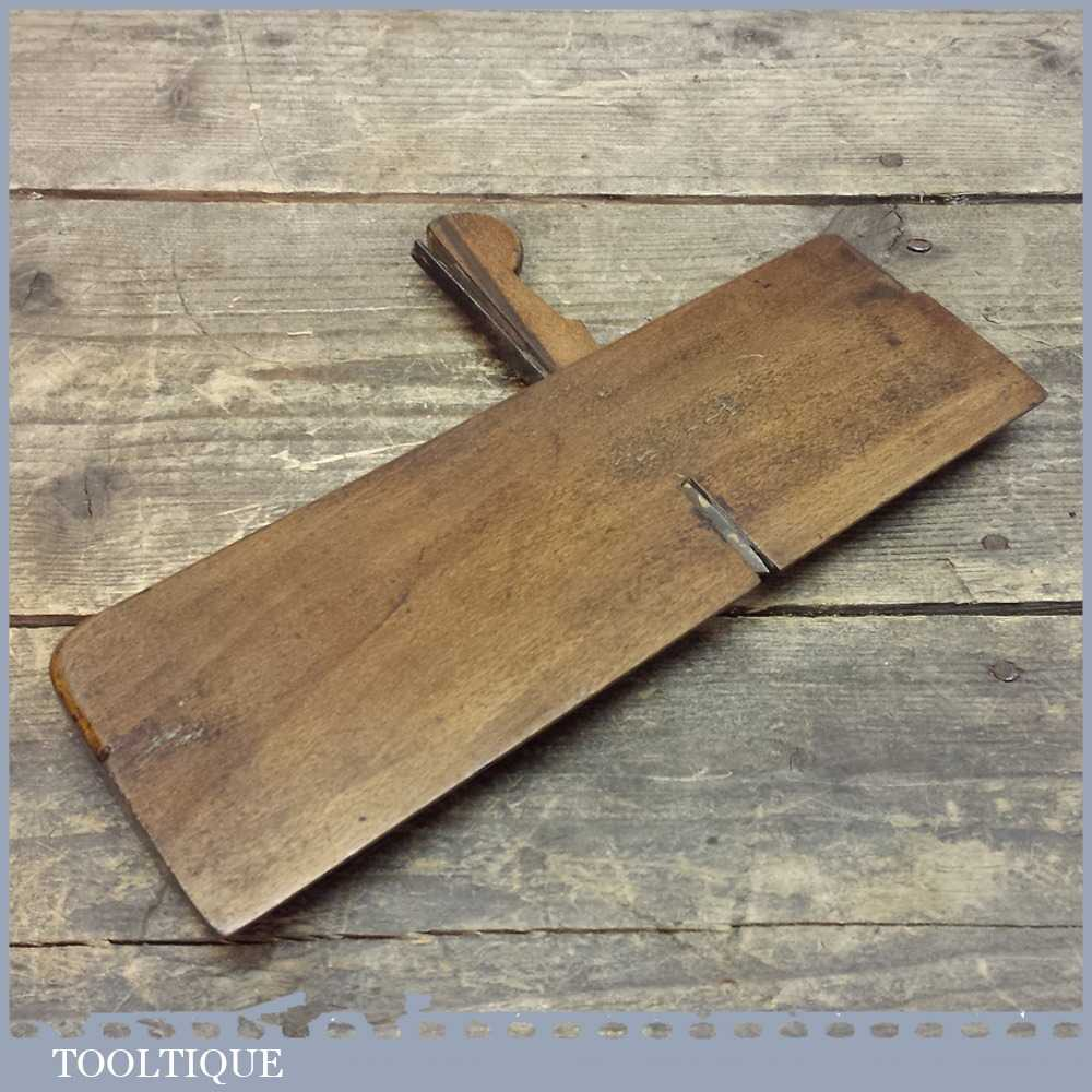 Vintage 19th Century Side Rebate Moulding Plane by Shepley