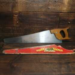 "Vintage Spear & Jackson 24"" Rip Saw 6 TPI - Refurbished Sharpened Ready To Use"