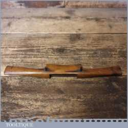 """Vintage Beechwood Spokeshave With 2 ¼"""" Cutter - Good Condition"""