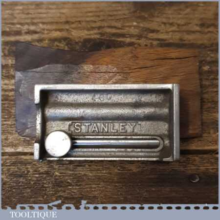 Vintage Stanley USA No: 95 Butt Gauge Pat Dated 1911 - Good Condition