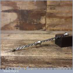 """Vintage Jewellers 8"""" Archimedes Drill - Good Condition"""