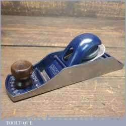 Vintage Record No: 0130 Duplex Block Plane - Fully Refurbished Ready To Use