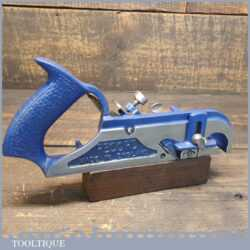 Vintage Record No: 078 Duplex Rabbet Plane - Fully Refurbished Ready To Use