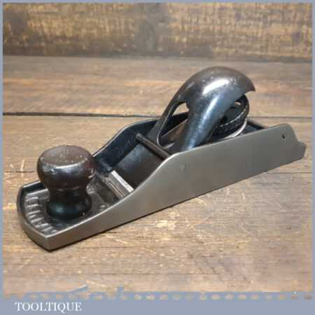 Vintage Stanley England No: 130 Duplex Block Plane - Fully Refurbished Ready To Use
