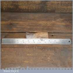 "Vintage 12"" J. Rabone & Sons No: 142 Imperial Triple Contraction Ruler"