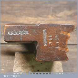 Antique Early 19th Century Sash Ovolo Beechwood Moulding Plane