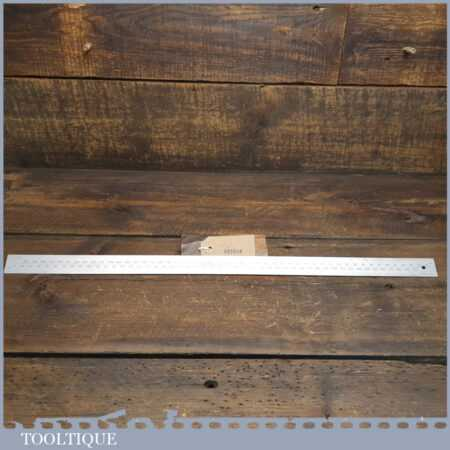 Vintage 500mm Rabone Chesterman No: B4 Metric Contraction Ruler - Good Condition