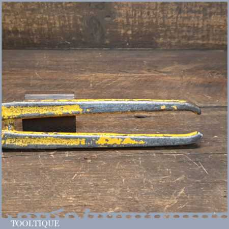"""Vintage Footprint 12"""" Tin Snips - Sharpened Ready For Use"""