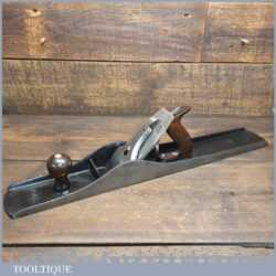 Vintage Stanley USA No: 8 Jointer Plane Pat Dated 1910 Sweetheart Iron - Fully Refurbished