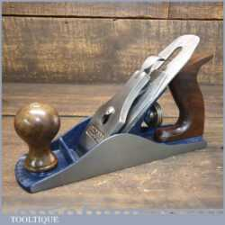 Vintage Record No: 04 Smoothing Plane 1952-58 - Fully Refurbished