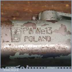Vintage Polish Continental Style No: PWWe13 Breast Drill 1970's