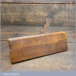 Antique Ames of London (1832-1844) Side Bead Beechwood Moulding Plane