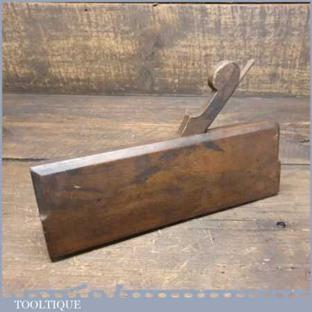 Antique Cove & Astragal Beechwood Moulding Plane - Good Condition