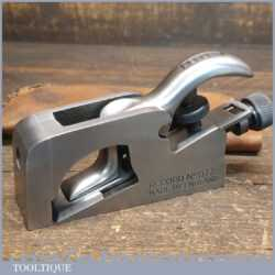 Vintage Record No: 077 Bull Nose Or Chisel Plane - Fully Refurbished Ready To Use