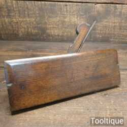 Antique Daniel Arthington 1808-56 No: 5 Side Bead Beechwood Moulding Plane
