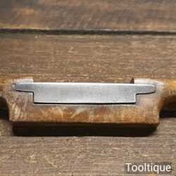 """Vintage Boxwood Spokeshave With 2 ½"""" Cutter - Good Condition"""