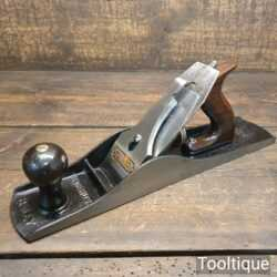 Vintage Pre-War Stanley USA No: 5 ½ Fore Plane Original Iron - Fully Refurbished