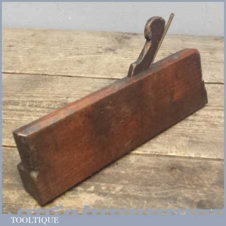Antique Late 18th / Early 19th Century Ovolo Moulding Plane