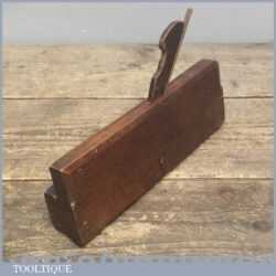 Antique Early 19th Century Moulding Plane - Marked 5/8