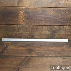 Vintage 2ft Rabone Chesterman No: B2 Imperial Contraction Ruler - Good Condition