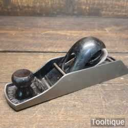 Vintage Stanley USA No: 130 Duplex Block Plane Sweetheart Iron - Fully Refurbished