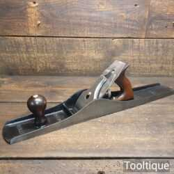 Vintage Pre-War Stanley USA No: 7 Jointer Plane Corrugated Sole- Fully Refurbished