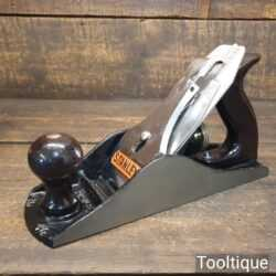 Semi Modern Stanley England No: 4 ½ Wide Bodied Smoothing Plane - Fully Refurbished