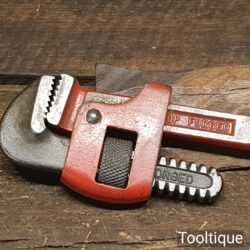 """Vintage 10"""" Facom No: N-131 Stillson Pipe Wrench - Good Condition"""
