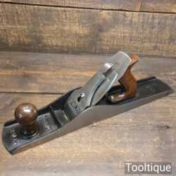 Vintage Stanley USA War Period No: 6 Jointer Plane - Fully Refurbished
