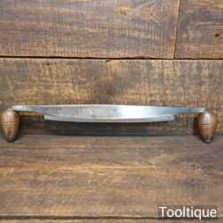 Vintage Carpenter's Drawknife By W. Gilpin - Sharpened Honed