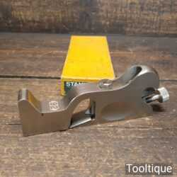 Vintage Boxed Stanley England No: 92 Shoulder Plane - Sharpened Ready To Use