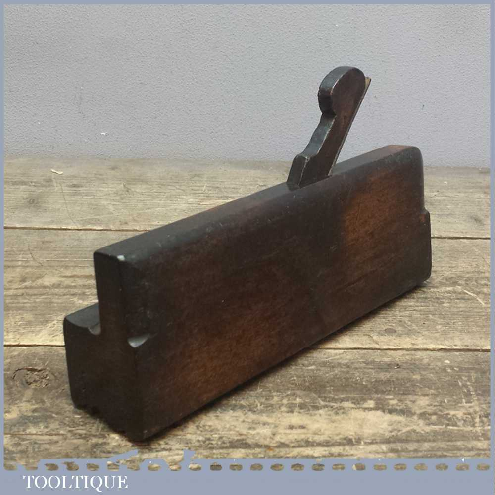 "Antique 2"" Wide Ogee moulding Plane - Watson & Son Sheffield 1850-53"