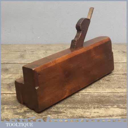 Vintage A Mathieson & Son Ogee Moulding Plane C 1903-66