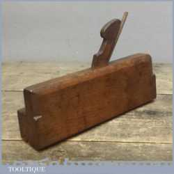 Antique King & Co Hull No: 5 Quirk Ogee Moulding plane C 1864-81