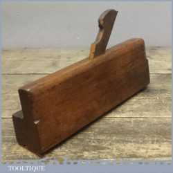 Antique Varvill & Son York Ogee Moulding Plane C 1829-40