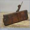 Antique King & Co Of Hull Single Reed Moulding Plane C 1864-1881