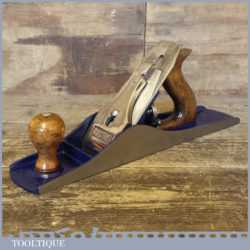 Vintage Record No: 05 1/2 Fore Plane Fully Refurbished - Good Condition