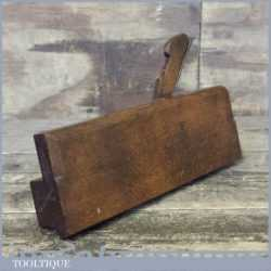"Antique Joseph Hopkinson c1843-63 Sash Ovolo Moulding Plane Marked 1"" - Good Condition (Copy)"