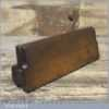 Scarce Antique Astragal Moulding Plane By Thomas Okines Of London C 1740-70