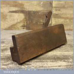 Antique Buck Of Tottenham Ovolo No: 2 Moulding Plane C 1867-79 - Good Condition