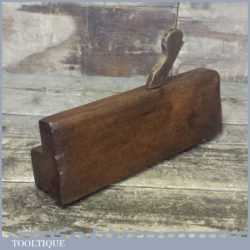 """Vintage Atkin & Sons 5/8"""" Common Ogee Moulding Plane"""